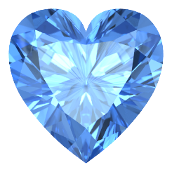 Ksy3d on loose diamond transparent background