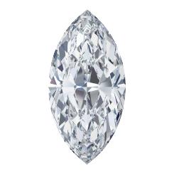 Marquise Diamond 14K Rose Gold Ring | Hillary Ring | Gemvara